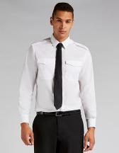 Men´s Tailored Fit Pilot Shirt Long Sleeve