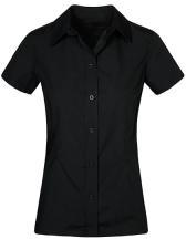 Women´s Poplin Shirt Short Sleeve