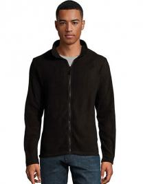 Men`s Plain Fleece Jacket Norman