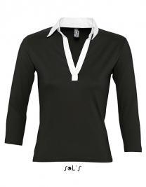 Ladies` Polo Shirt Panach