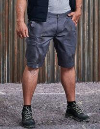 Workwear Polycotton Twill Shorts