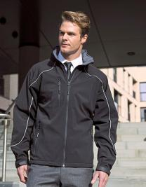 Ice Fell Hooded Soft Shell Jacket