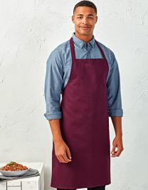 Cotton Apron (No Pocket)