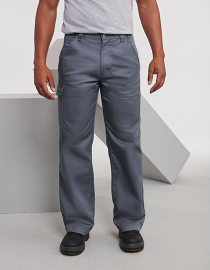 Workwear Polycotton Twill Trousers
